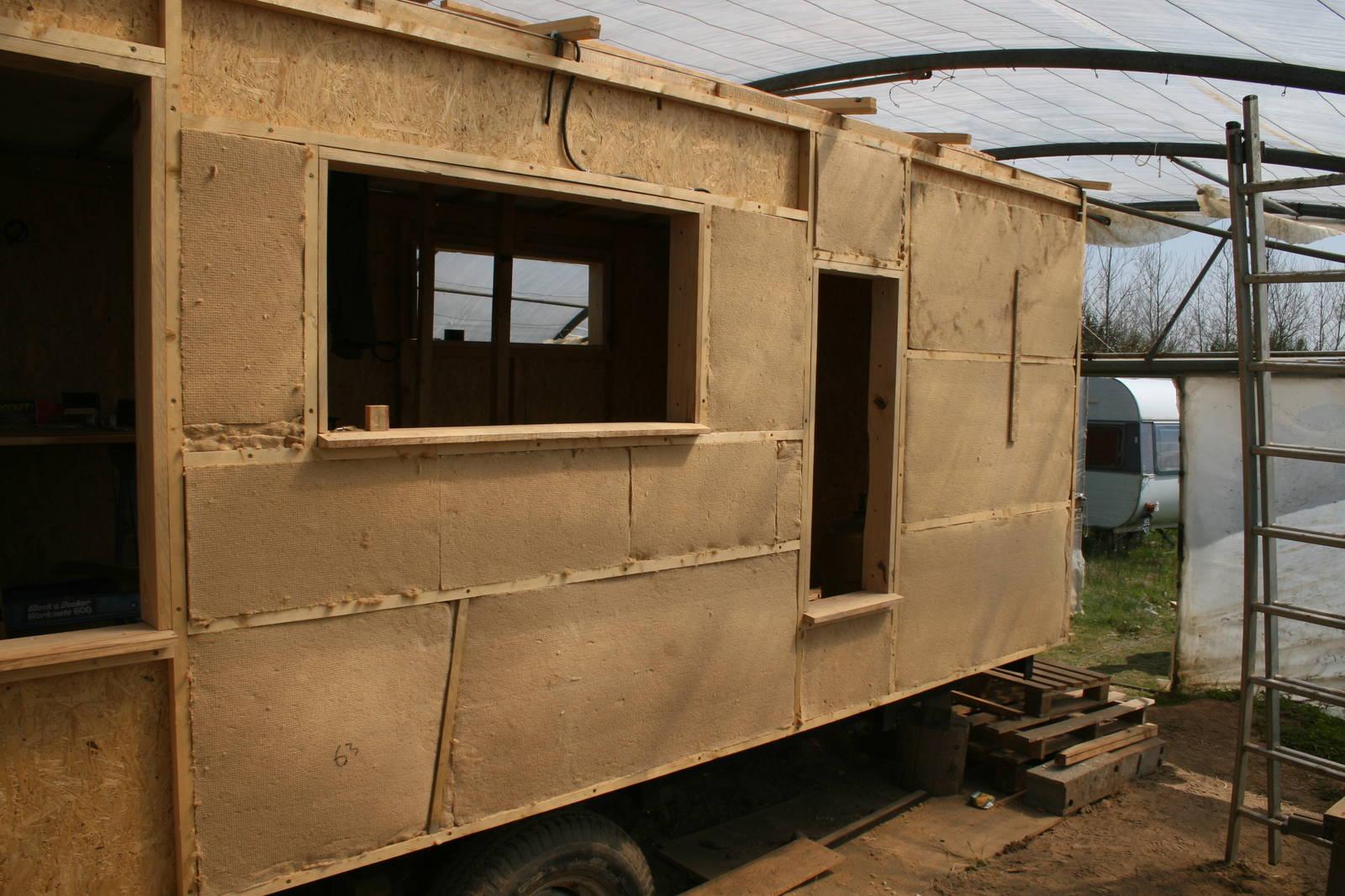isolation ext rieure avec des panneaux de fibre de bois buzhug org. Black Bedroom Furniture Sets. Home Design Ideas